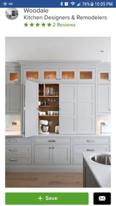 How We're Designing Our Kitchen (+ Thoughts On Cabinet Function) Emily Henderson Mountain Fixer Upper Kitchen Cabinetry Functionality Small Appliances Inspiration 03 - Small Kitchen Ideas Storages Kitchen Cabinet Doors, Kitchen Cabinetry, Kitchen Redo, Kitchen Pantry, Kitchen And Bath, New Kitchen, Kitchen Storage, Kitchen Ideas, Kitchen Organization