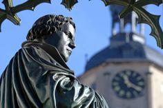 """Martin Luther war ein widersprüchlicher und keineswegs immer sympathischer Mensch. Aber die Thesen, die vor einiger Zeit in der """"Welt"""" über..."""