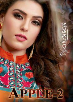 exclusive designer salwar suits collection Apple Vol 2.