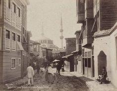 Üsküdar, 1890'lar