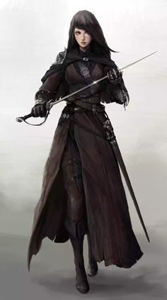 f Ranger Royal Constable Leather Cloak Rapier urban farmland