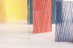 Strands safety glass by Skyline Design