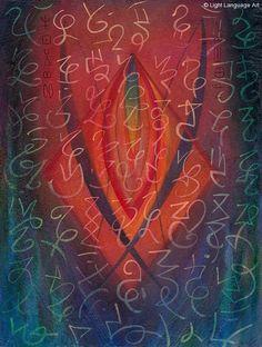 Light language symbols