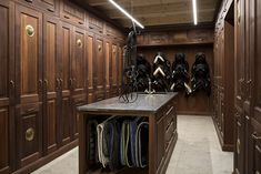 SeBo provides functional, innovative and especially stylish interiors for equestrian sports. Enjoy our equestrian interior gallery Equestrian Stables, Horse Stables, Horse Farms, Dream Stables, Dream Barn, Luxury Horse Barns, Tack Room Organization, Horse Tack Rooms, Horse Barn Designs
