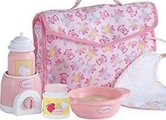 Ideas for diy baby doll food kids Bb Reborn, Reborn Toddler Dolls, Reborn Babies, Baby Dolls For Kids, Toys For Girls, Baby Doll Diaper Bag, Frozen Dolls, Baby Doll Nursery, Baby Alive Dolls