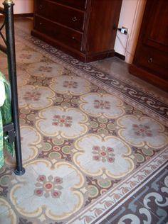 antike historische fliesen bodenfliesen in dresden. Black Bedroom Furniture Sets. Home Design Ideas
