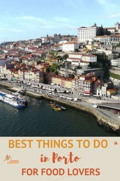 In this Porto travel guide for food lovers, we highlight some of the best things to do in and around Porto.   We absolutely love this city and want to help you create even more memorable experiences on your visit. #foodies #Porto#authenticfoodquest | authenticfoodquest.com via @afoodquest
