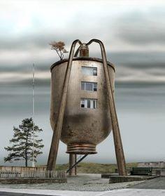 David Trautrimas/Oil Can Residence