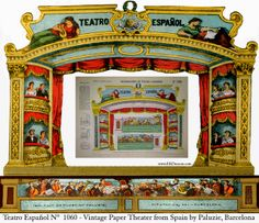 EKDuncan - My Fanciful Muse: Spanish Paper Theater Images Part 2 - Paluzie, Barcelonahttp://www.ekduncan.com/2013/03/spanish-paper-theater-images-part-2.html
