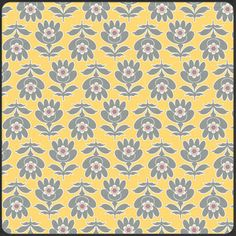 Art Gallery Fabrics - Floressence - Floresta in Gris