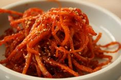 Korean spicy cuttlefish/squid recipe (: