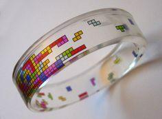 Tetris ring...? Yes, please.