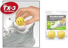 tennis sneaker balls