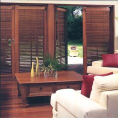 Luxaflex Timber Venetian Blinds