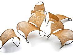 William Pedersen habla sobre Loop de Loop, su colección de muebles