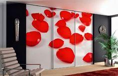 Portes de dressing décoratives decodesign / / Vous aussi, faites de vos murs votre décor ! www.vivamural.com