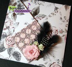 Scrapbook Tendance: Lundi carterie - Rose Quartz et Petal Lane