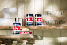 #Spirella Hamptons Collection. Stylish and bursting with stars and stripes character. #bathroom #usa