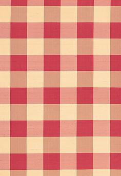 Montgomery Silk Plaid Schumacher Fabric