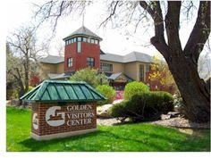 Golden Visitors Center - 10th & Washington