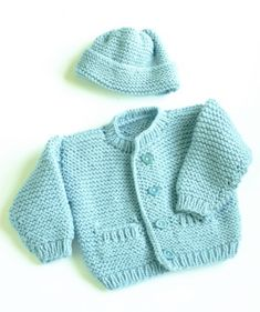 Free Knitting Pattern: Robert Cardigan