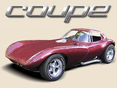 The 1965 Bill Thomas Cheetah Continuation Collectible Coupe and Cro-Sal Special Roadster Mazda, Enjoy Car, Good Looking Cars, Work Project, Bad Cats, Street Tracker, Cheetahs, Corvettes, Real Men