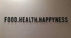 Il motto di 403030 Healthy Kitchen.