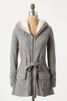 perfect, comfy cold fall day hoodie!