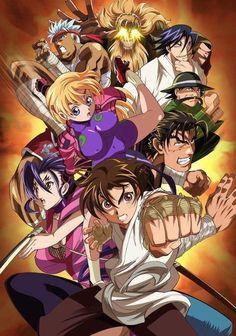 The Mightiest Disciple Kenichi (TV Series 2006–2014)