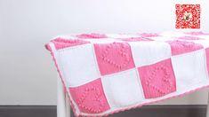 How to Crochet Blanket:Ball ball love blankets 2/2