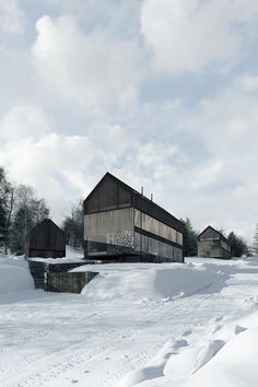 LODGING HOUSES IN KARPACZ WOLF CLEARING on Behance