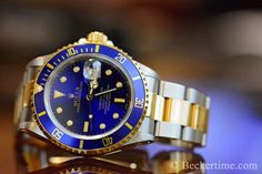 An example of proportion and utility; known for durability and robustness, the Rolex Submariner functions with the utmost precision both under of water as well as in the rarefied air of a boardroom (also the perfect weekend watch! Used Rolex Submariner, Tgif, Rolex Watches, Band, Water, Stuff To Buy, Accessories, Water Water, Aqua