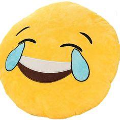 Emoji Crying Laughing Pillow – Getonfleek