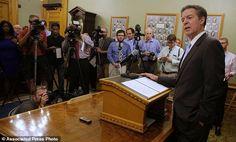 President Trump Nominates Kansas Governor Sam Brownback for Ambassador-at-Large for International Religious Freedom (IRF) http://qoo.ly/mkpjf