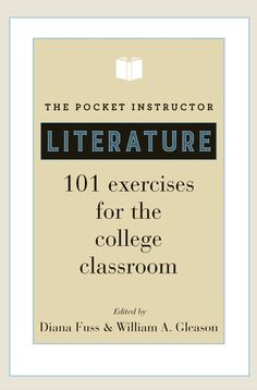 """Read """"The Pocket Instructor: Literature 101 Exercises for the College Classroom"""" by available from Rakuten Kobo. The first comprehensive collection of hands-on exercises that bring active learning to the literature classroom This is . Teaching Poetry, Writing Poetry, Teaching Reading, College Teaching, Learning, Academic Essay Writing, Vincennes University, Interactive Activities, Music Education"""