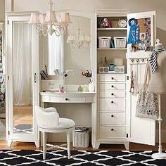 Bedroom Vanities, Vanities For Bedrooms & Girls' Vanities | PBteen