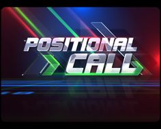 positional call on Behance