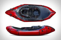 Billed as the most advanced, whitewater capable packraft ever produced, the Alpackalypse Raft was six years in the making — and it was worth the wait. Thanks to smaller tubes than standard packrafts, it offers more internal room for the...