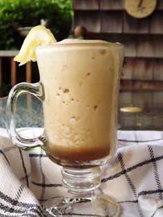 Mediterranean Style Iced Coffee