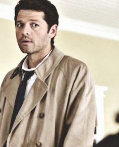 "Cas 8x08 ""Hunter Heroici"" #Supernatural"