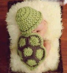 My child will one day be dressed like this.