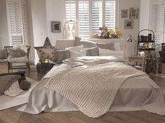 Long Beach Decke - Off-White   Barefoot Living by Til Schweiger #interior #decke