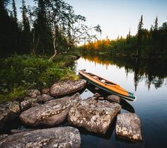 Portage the Boundary Waters Canoe Area Wilderness