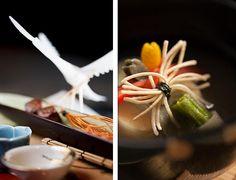 Kaiseki Hashimoto Autumn Menu Sample Toronto Japanese Food