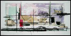 Collage 2012 40x80cm