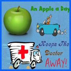 An Apple a day keeps the doctor away! Muscle Pain Relief, Back Pain Relief, Health Tips, Health Fitness, Party Ideas, Apple, Lifestyle, Apple Fruit, Relieve Back Pain