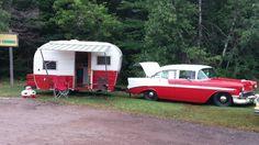 Old Campers, Recreational Vehicles, Chevy, Restoration, Vintage, Camper, Vintage Comics, Campers, Single Wide