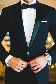 Perfect Tailored. Men's Suit and classy attitude