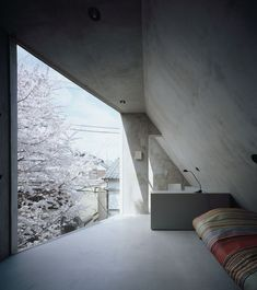 The Split Merchant's House a.k.a. '63.02′, Nakano, Tokyo by Jo Nagasaka and Toshiharu Ono
