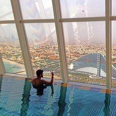 32 Beautiful Photo Hotel Burj Al Arab, Dubai Dubai Hotel, Hotel Pool, Dubai Uae, Vacation Places, Dream Vacations, Abu Dhabi, Cool Places To Visit, Places To Go, Dubai Travel